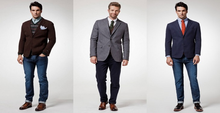 men's dress and suit color