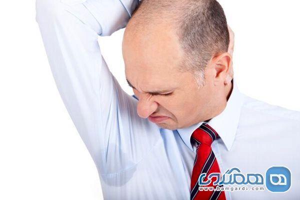 مقصر اصلی بوی بد بدن را بشناسید