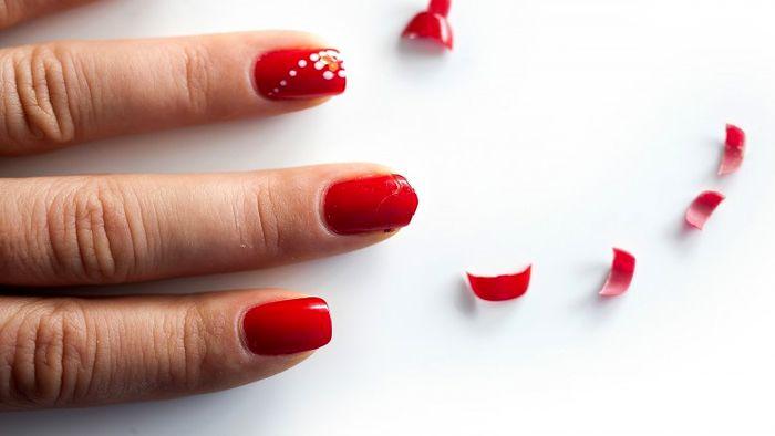 درمان ناخن های ترد و شکننده