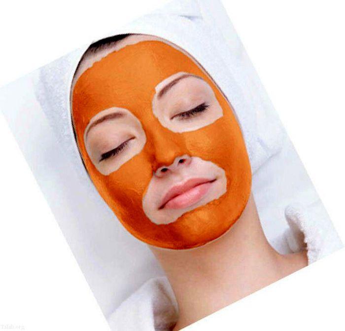 با این ماسک پوستی شاداب داشته باشید