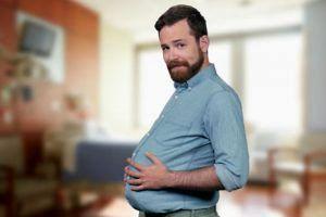 بارداری این 3 مرد در لبنان