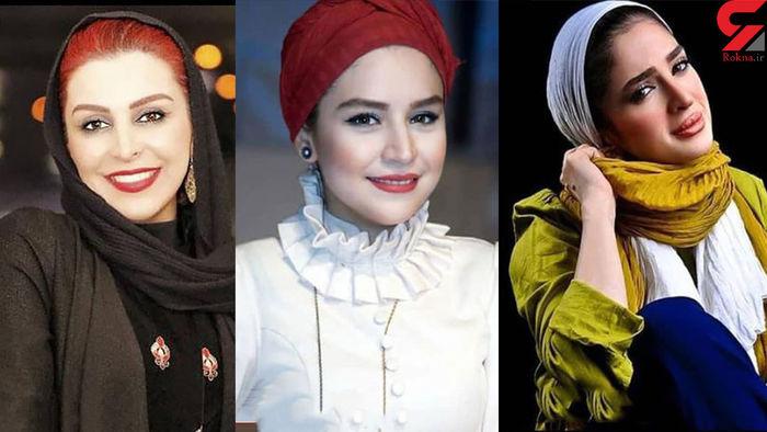 9 خانم بازیگر ایرانی که جوانمرگ شدند + عکس ها