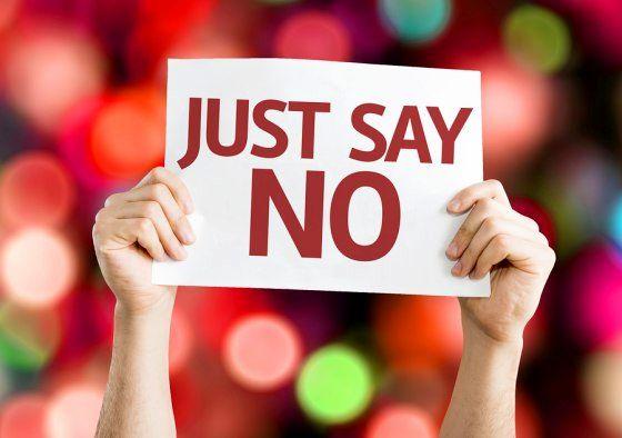 چگونه در مواقع خاص نه بگوییم؟(۲۲)