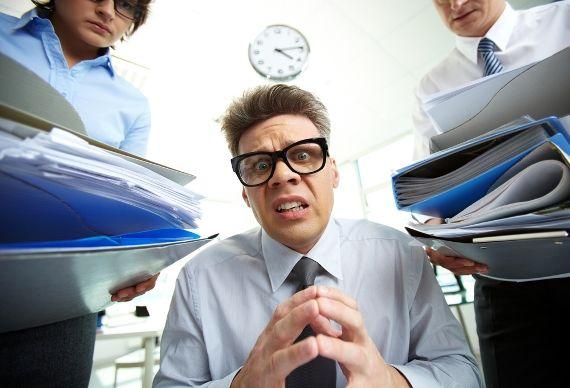 اصول نه گفتن در محل کار(۵)
