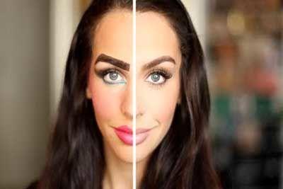 با این روش آرایش خود را زشت می کنید
