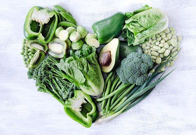 ۴ سبزی برای سلامت و جوانسازی بانوان