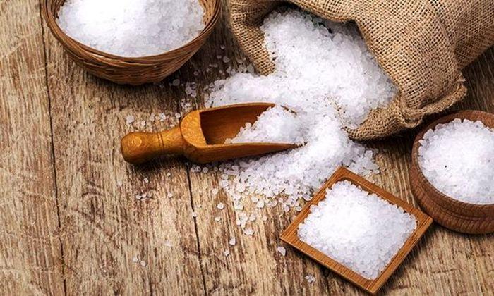 عوارض کمبود نمک در بدن