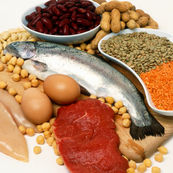 ده ماده غذایی که بیشترین پروتئین را دارند