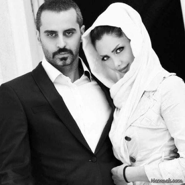 همسر مدلینگ علیرام نورایی | تصاویر علیرام نورایی و همسرش
