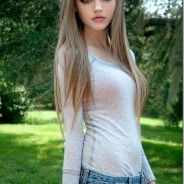 نام دختر ی16ساله زیبا که در جهان باربی اعلام شد
