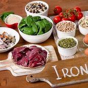 آهن بدن خود را افزایش دهید