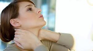 علل بروز درد گردن