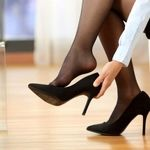 راه کار هایی برای پوشیدن کفش پاشنه بلند