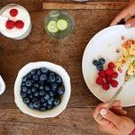 مواد غذایی که افراد خوش اندام به آن علاقه دارند