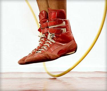 فواید طناب زدن