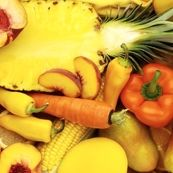 مواد مغذی سبزیجات و میوه های زرد رنگ(۲)