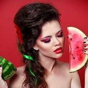 ماسک تابستانی هندوانه