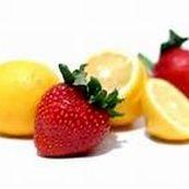 میوه های مناسب پوست های چرب