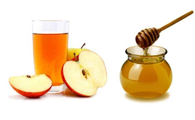 ترکیب معجزه آسای سرکه سیب و عسل