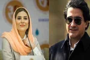 رابطه سحر دولتشاهی با این مرد زن دار لو رفت +عکس