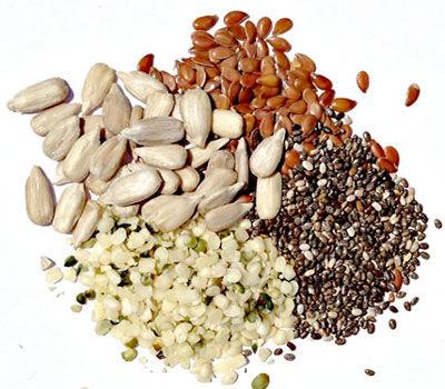4 دانه مفید برای کاهش وزن