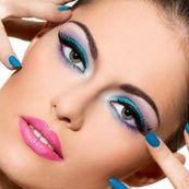 با رنگ برنز، صورت خود را لاغرتر نشان دهید