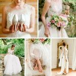 چگونگی انتخاب کفش و جواهر برای عروسی
