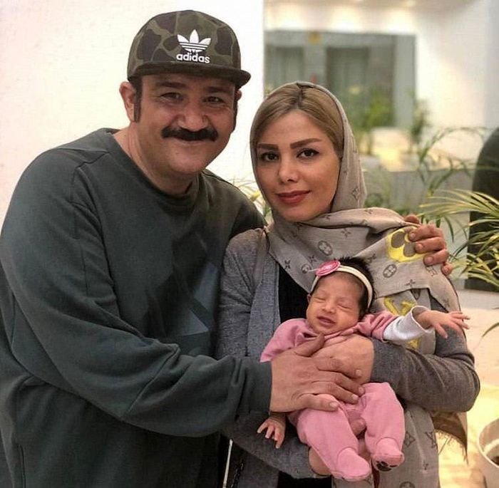 جدیدترین عکس از مهران غفوریان و همسر لاکچری اش+عکس