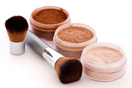 با مواد غذایی محصولات آرایشی بسازید