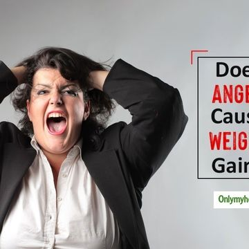 آیا استرس و عصبانیت باعث افزایش وزن می شود؟