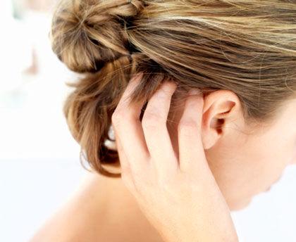 با سرکه خارش سر را درمان کنید