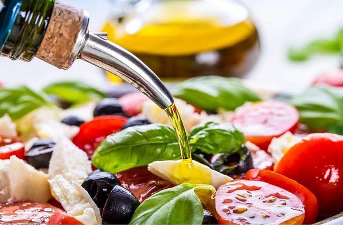 کاهش استرس با رژیم غذایی مدیترانه ای