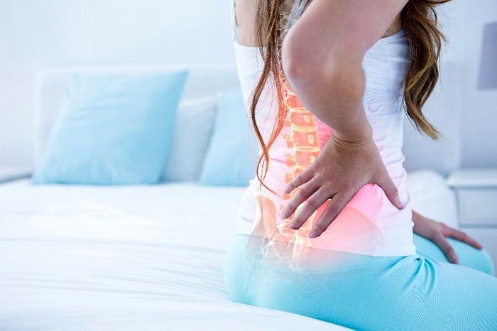 چرایی کمر درد در دوران قاعدگی