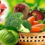 مبارزه با سرطان با تغذیه سالم