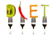 در رژیم غذایی مراقب حاضری خوردن خود باشید