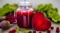 خواص معجزه آسای آب چغندر قرمز