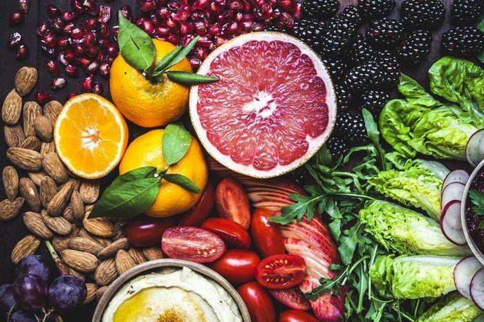 کنترل چربی خون با مواد غذایی