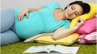 خواب کافی در دوران بارداری چگونه رخ می دهد ؟