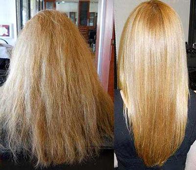 آشنایی با طرز تهیه چند نوع نرم کننده طبیعی مو