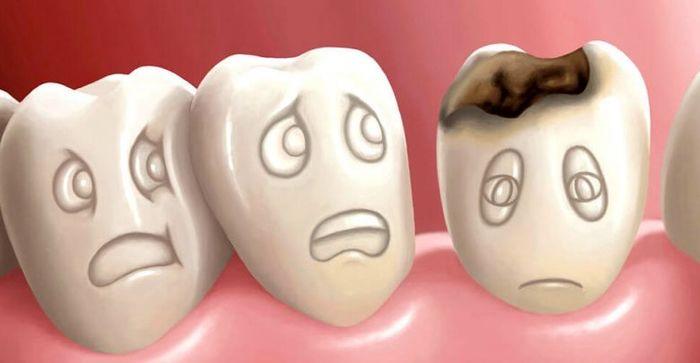 این عادت ها دندان ها را نابود می کند
