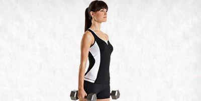 ساده ترین تمرین ورزشی که بدن را زیبا و خوش فرم می کند!