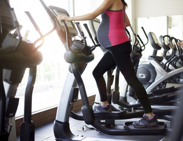 ورزش در بارداری باعث رشد بهتر جنین می شود