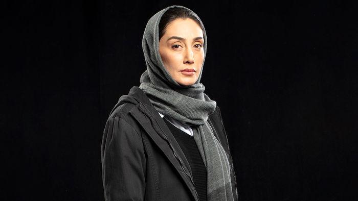 هدیه تهرانی با استایل جدید و لاکچری