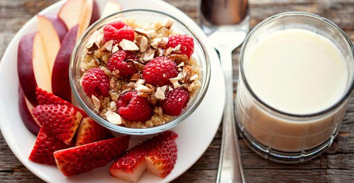 انواع صبحانه های سالم