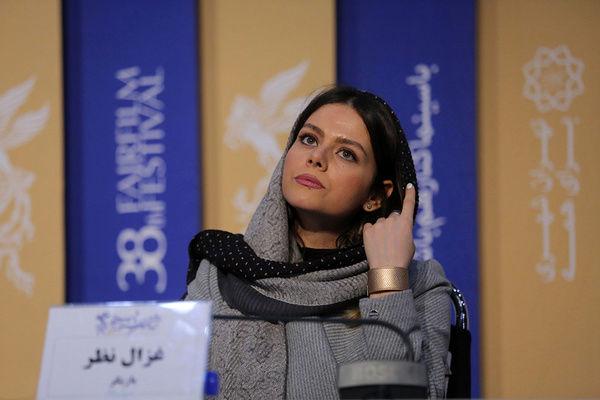 غزال نظر  بازیگر سریال احضار هم درگیر کرونا شد