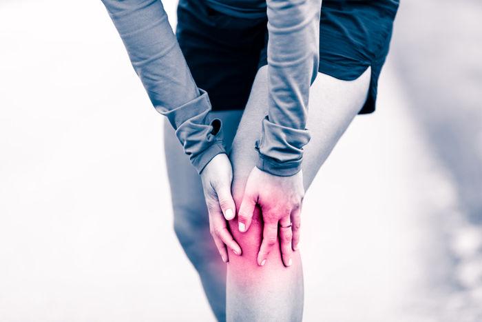 محدودیت های حرکتی مفصل زانو