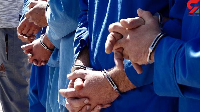 دستگیری 30 مرد به جرم قتل این جوان 30 ساله در خیابان