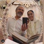همسر جدید و جوان مهدی پاکدل + عکس