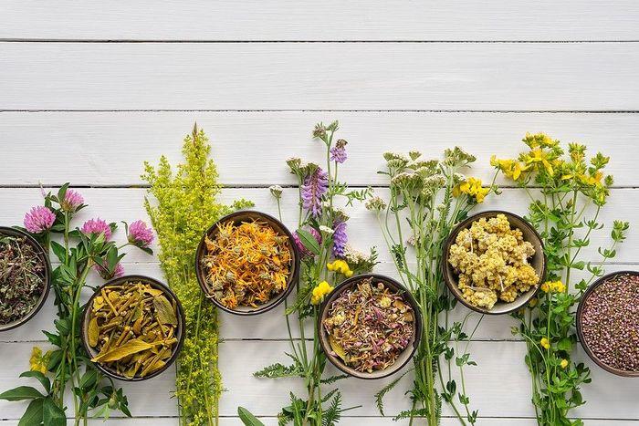 کدام گیاهان دارویی در تعادل هورمونی بدن تأثیرگذار هستند؟