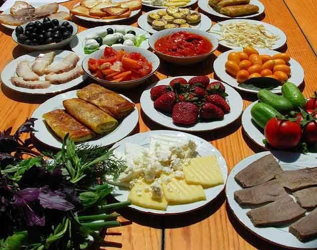 کدام مواد غذایی برای وعده ناهار مناسب ترند؟
